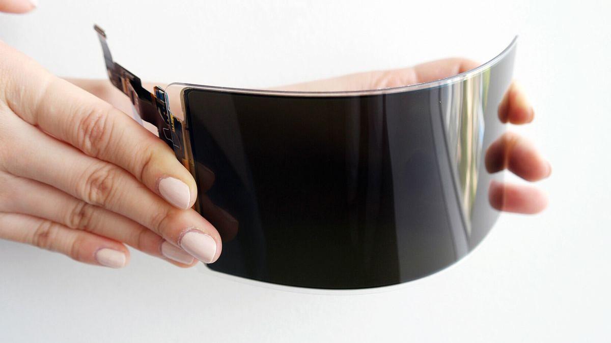 Samsung разработала прочный изогнутый OLED-дисплей