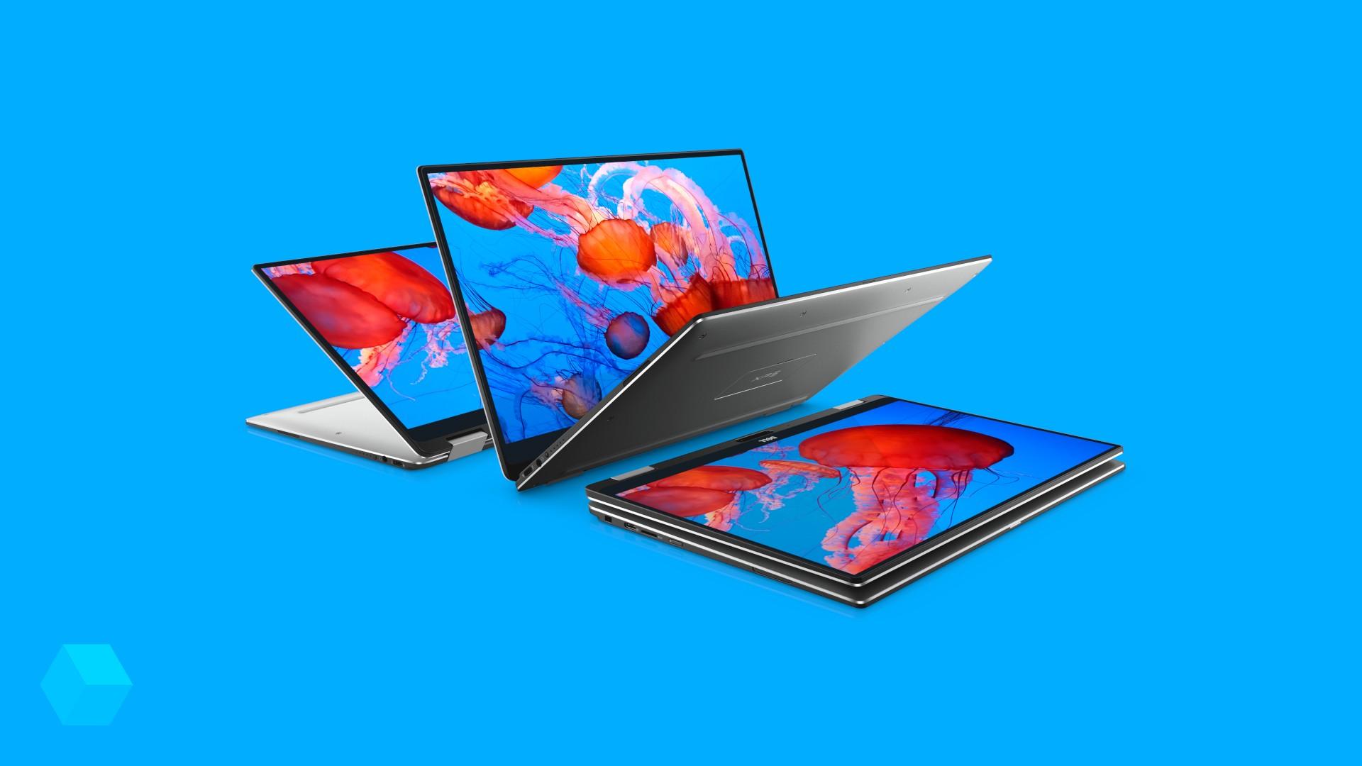 Dell на IFA 2018: хромбук, трансформеры и HDR-монитор