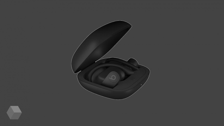 В коде iOS 12.2 обнаружено изображение наушников Powerbeats Pro