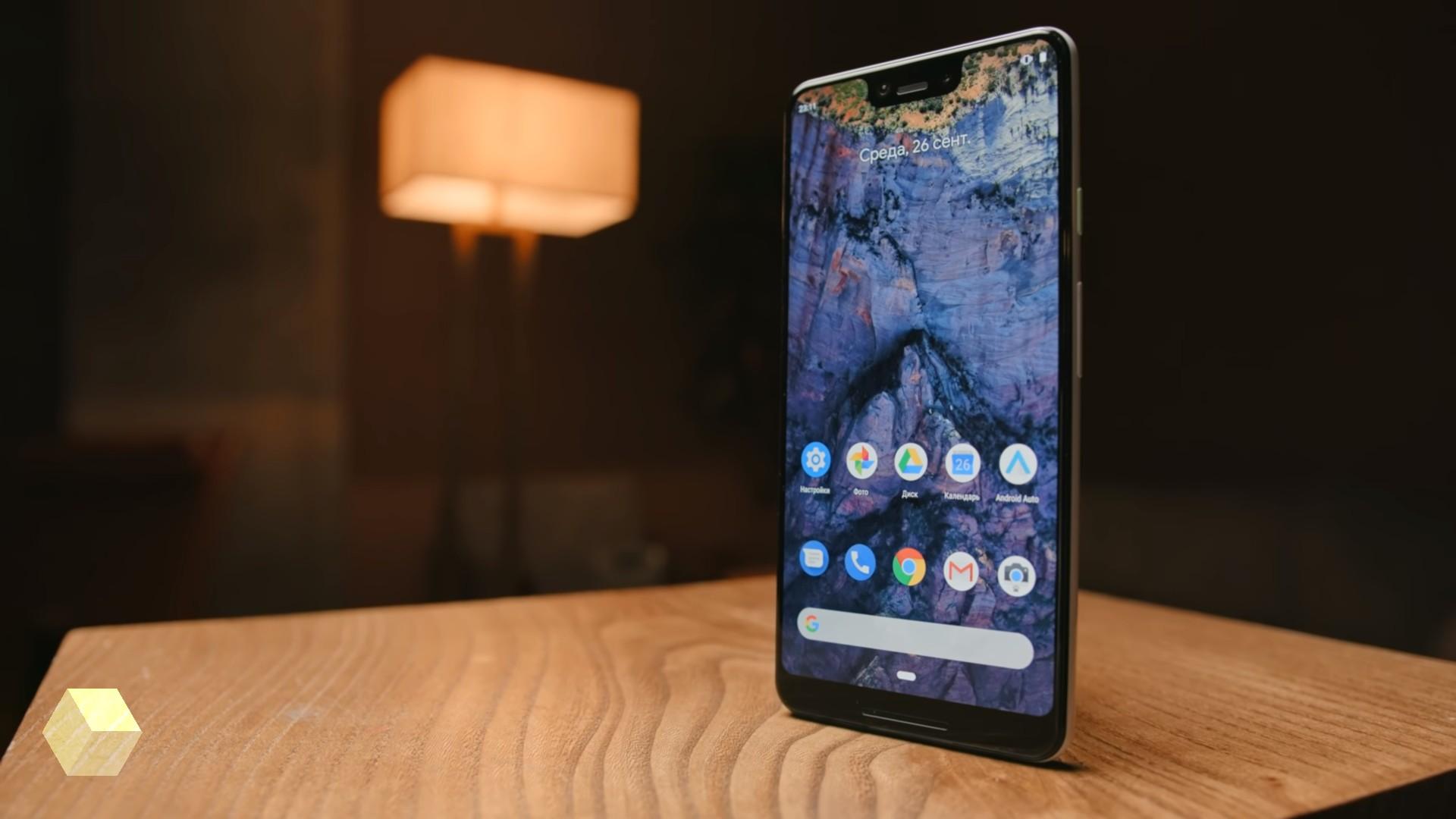 DisplayMate признала экран Google Pixel 3 XL одним из лучших