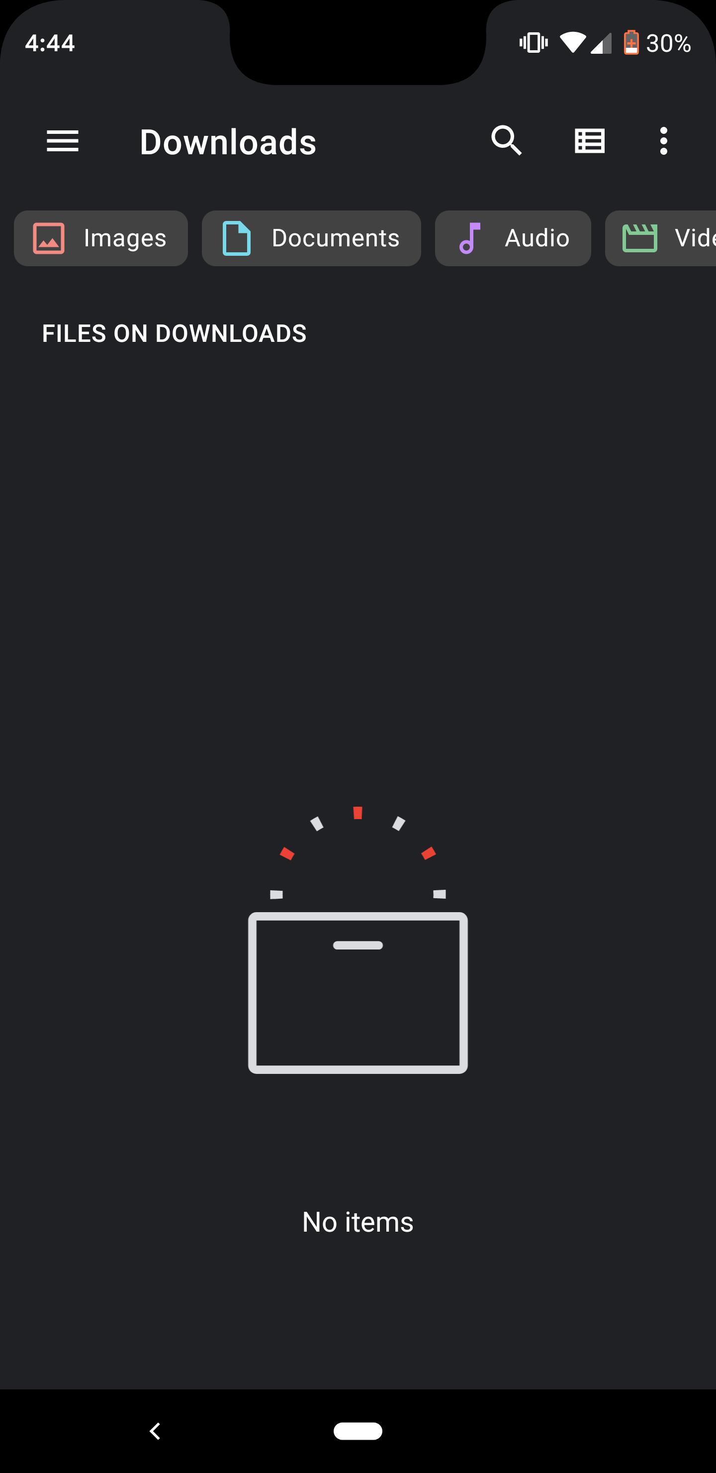 Как активировать скрытую тёмную тему в Android Q3