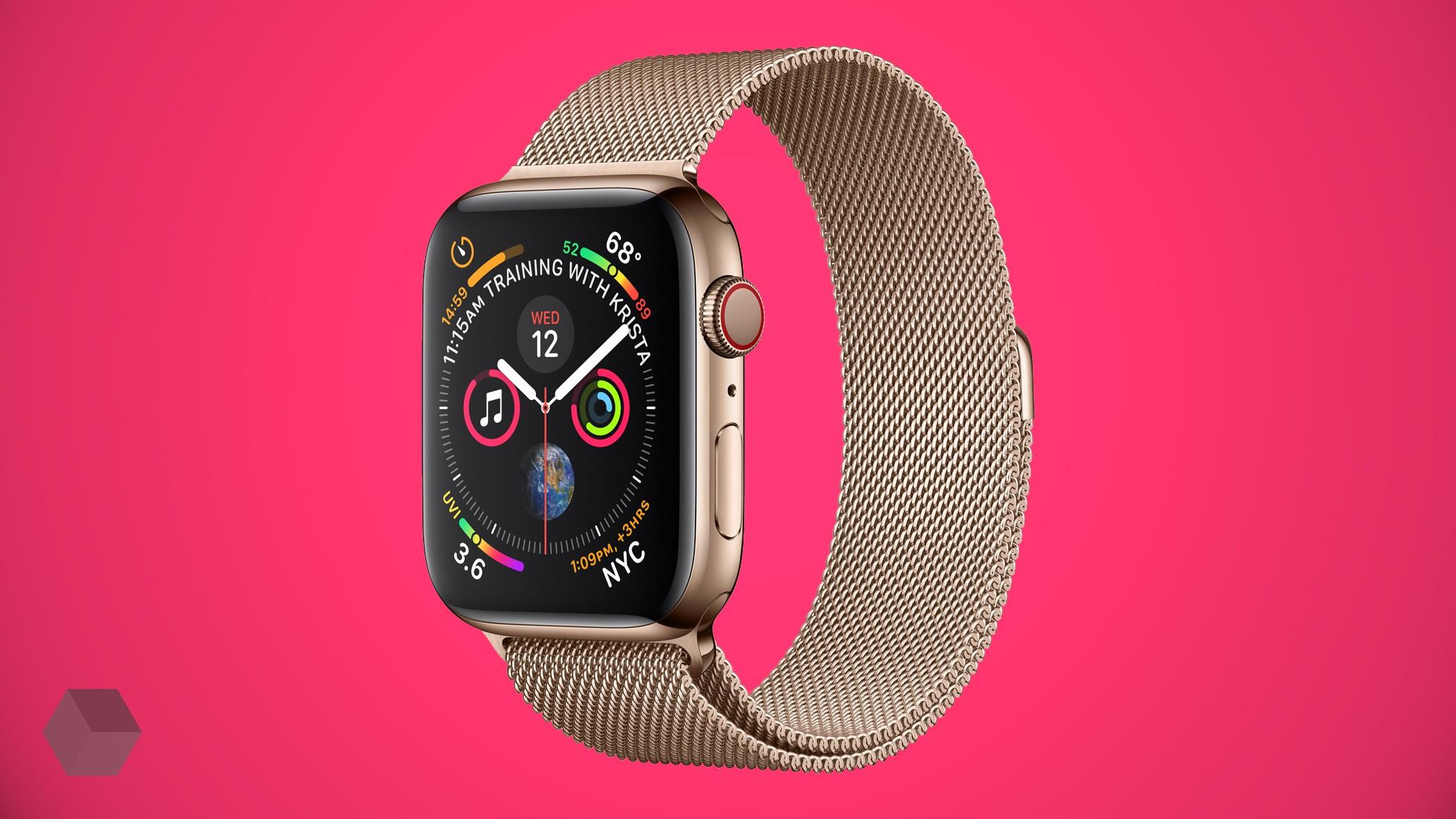 Lifesum добавила виджеты для Apple Watch Series 4