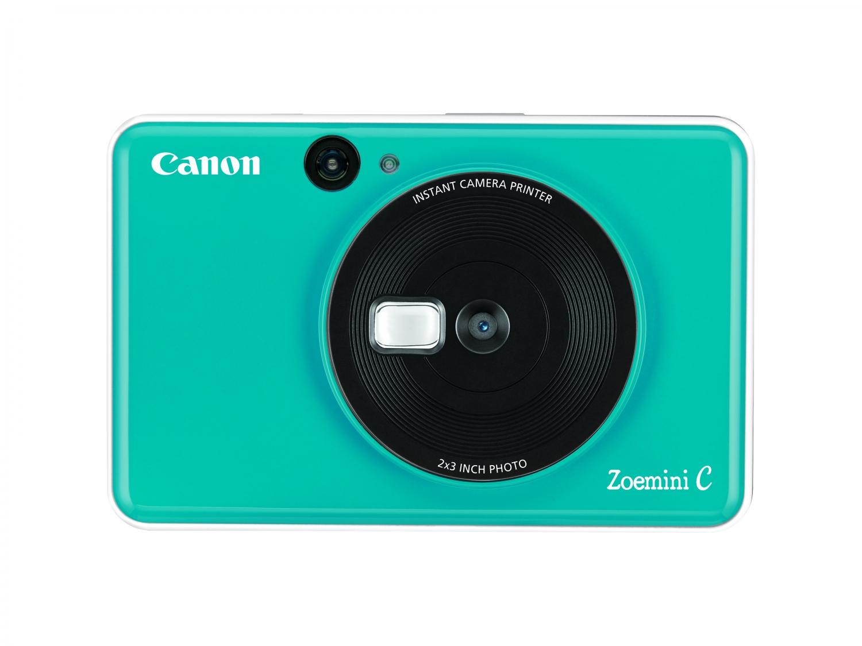 Canon представила камеры с моментальной печатью и карманный принтер15