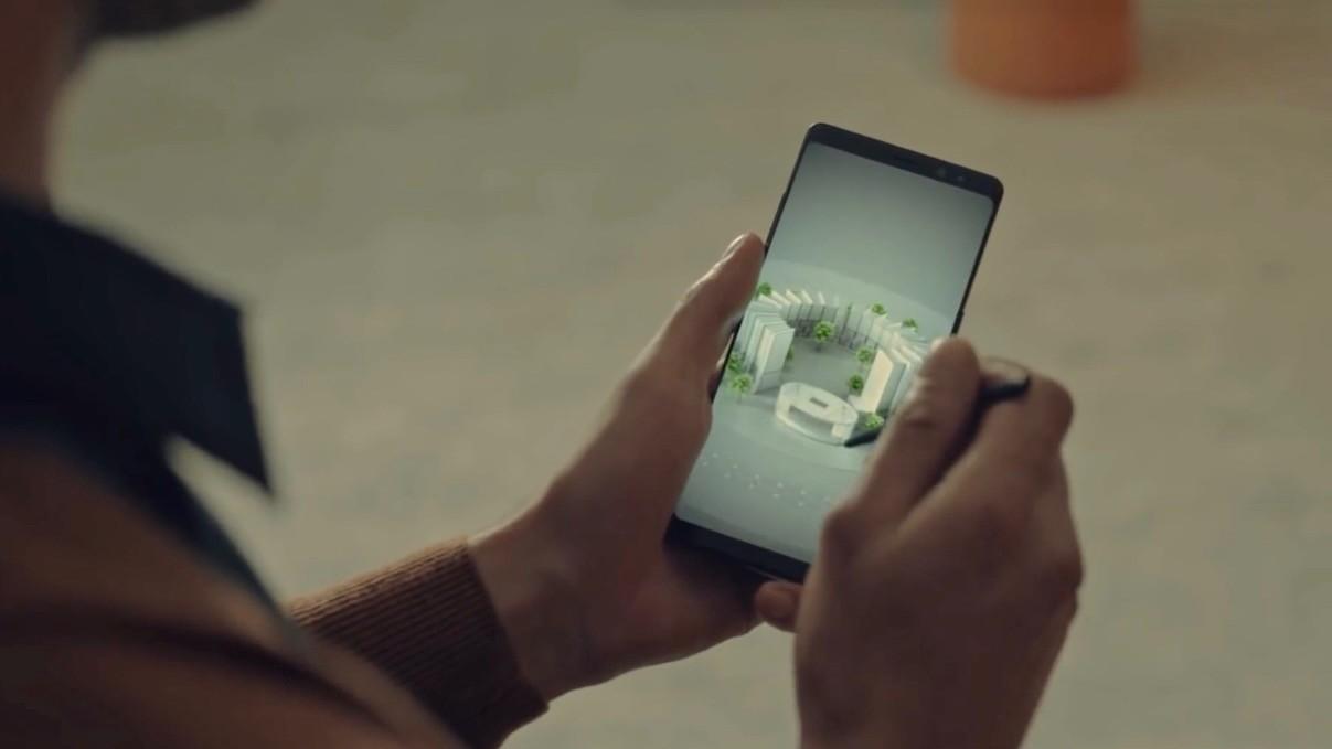 Samsung хочет, чтобы пользователи проводили меньше времени с Galaxy Note 8