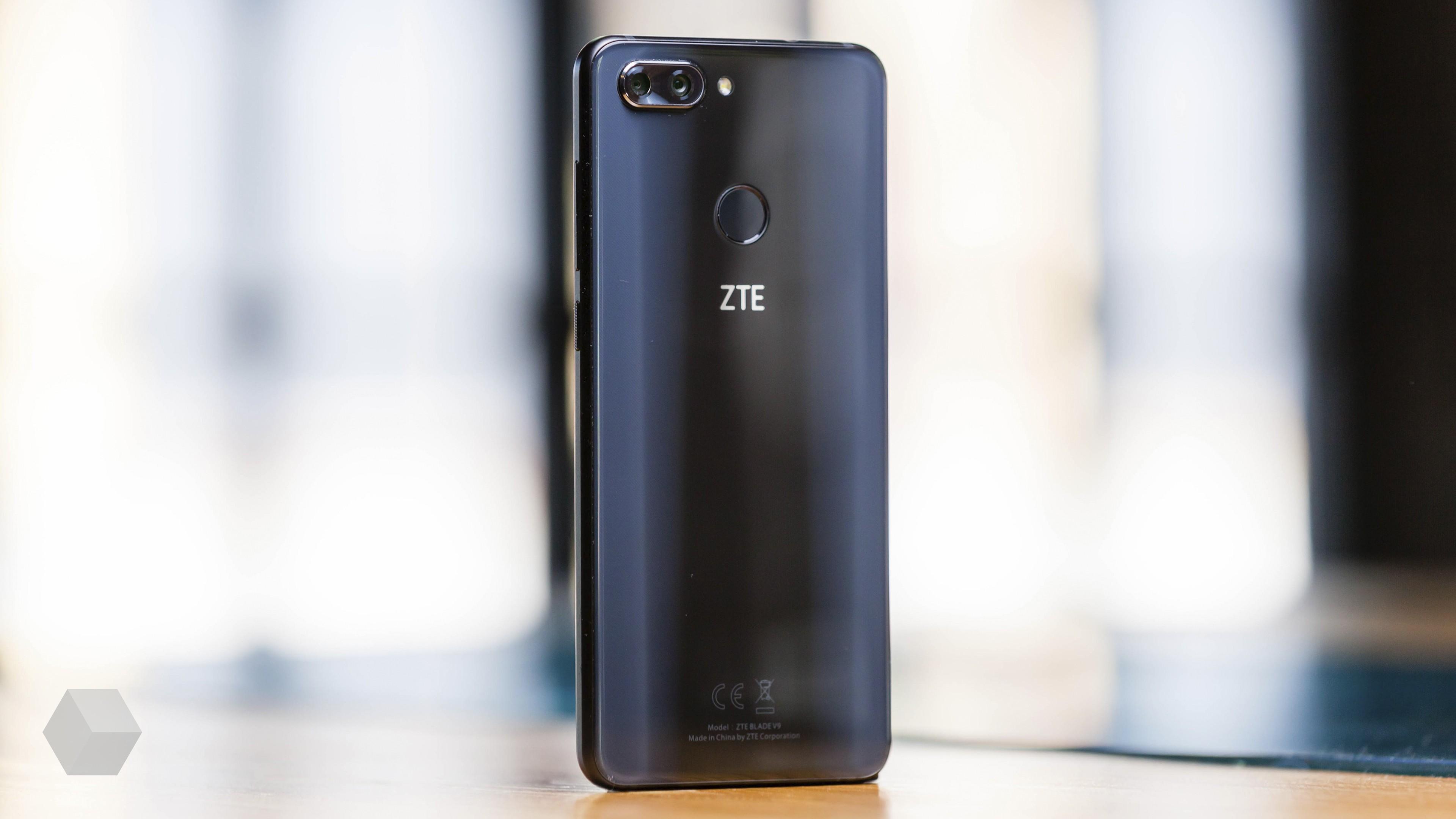 Обзор среднебюджетного ZTE V9 Blade