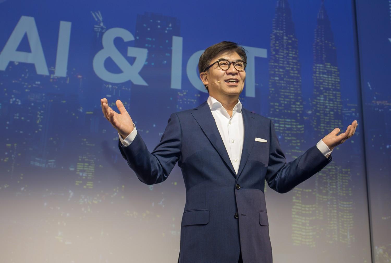Samsung на IFA 2018: 8K TV, SmartThings и бытовая техника1