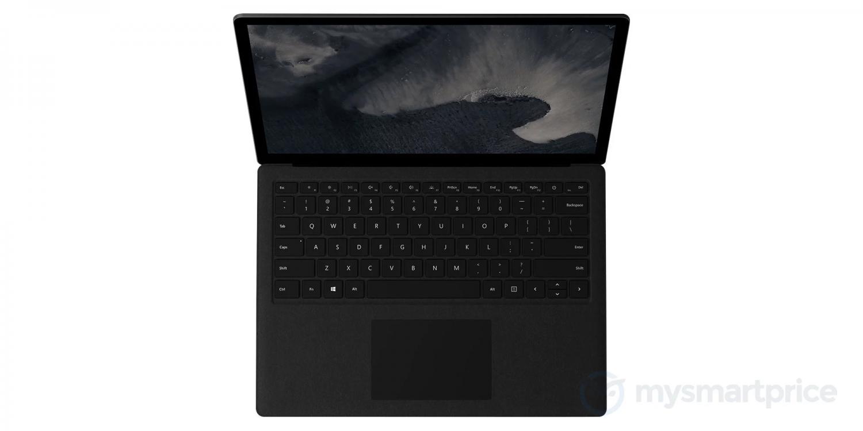 Microsoft Surface Laptop 2 выйдет в чёрном корпусе16