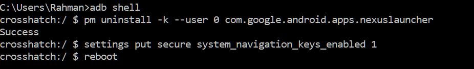 Как вернуть вертикальное меню многозадачности в Google Pixel 3?1