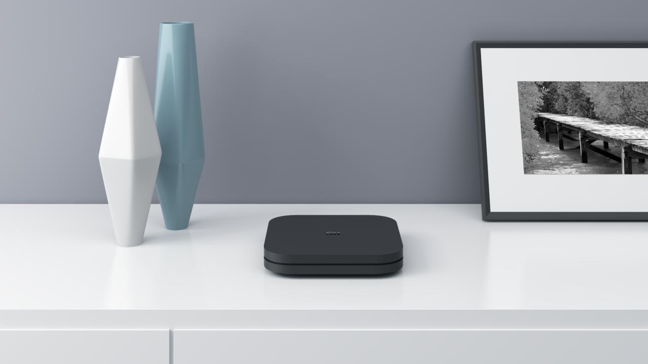 Xiaomi представила четвёртое поколение ТВ-приставок Mi Box1