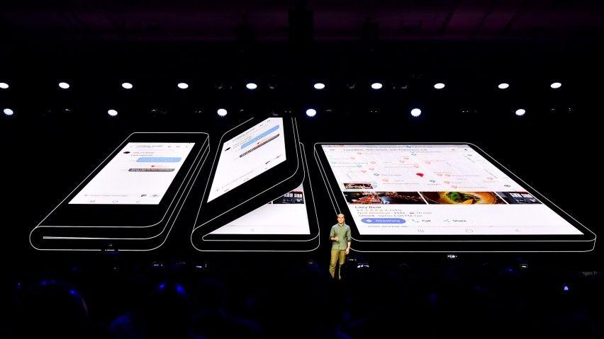 Samsung Galaxy F со складным дисплеем окажется очень дорогим