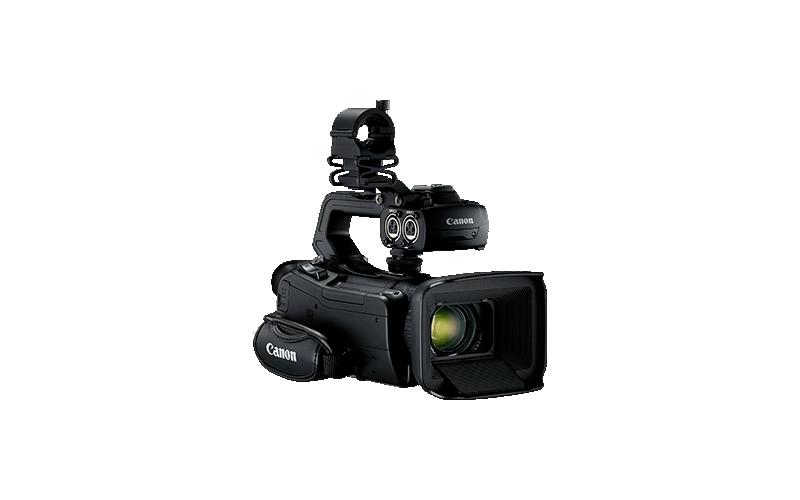 Canon представила три профессиональных видеокамеры серии XA8
