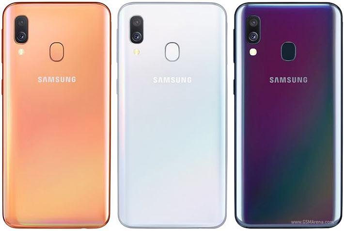 Samsung Galaxy A40 с дисплеем Infinity U и двойной камерой6