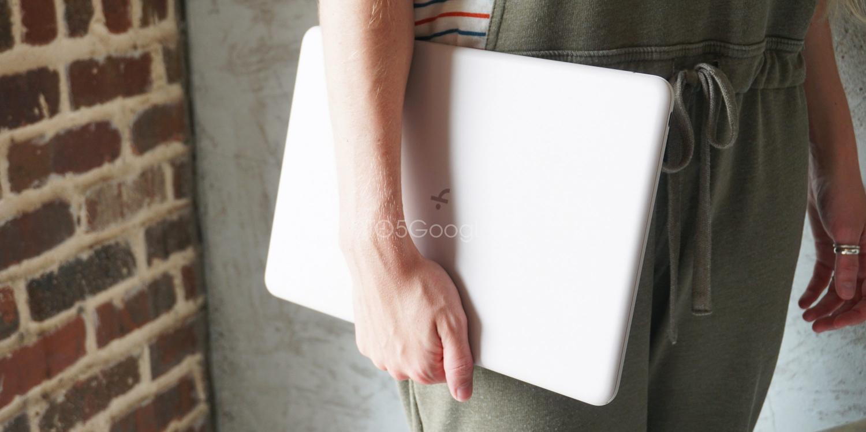 Подробные фото и спецификации ноутбука Google Pixelbook Go2