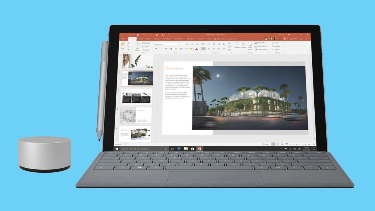 Microsoft открыла продажи Surface Pro с LTE