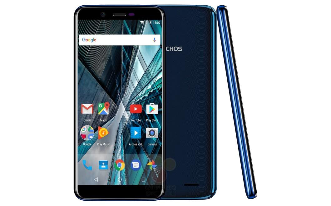 Archos Core 57S — самый доступный полноэкранный смартфон1