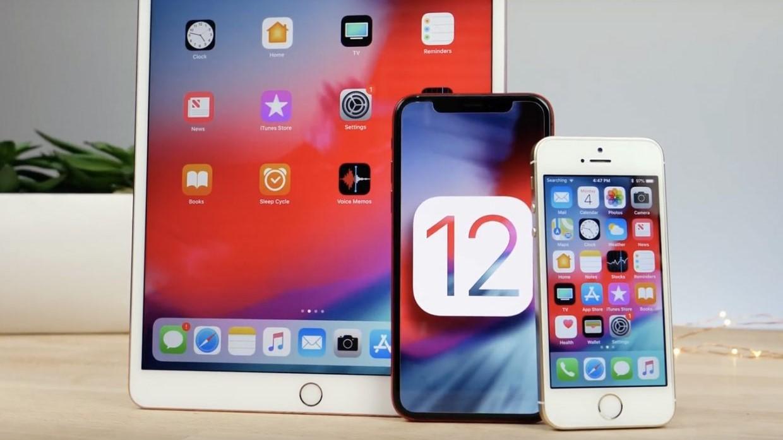 iOS 12 оказалась самой стабильной версией системы за последние 10 лет
