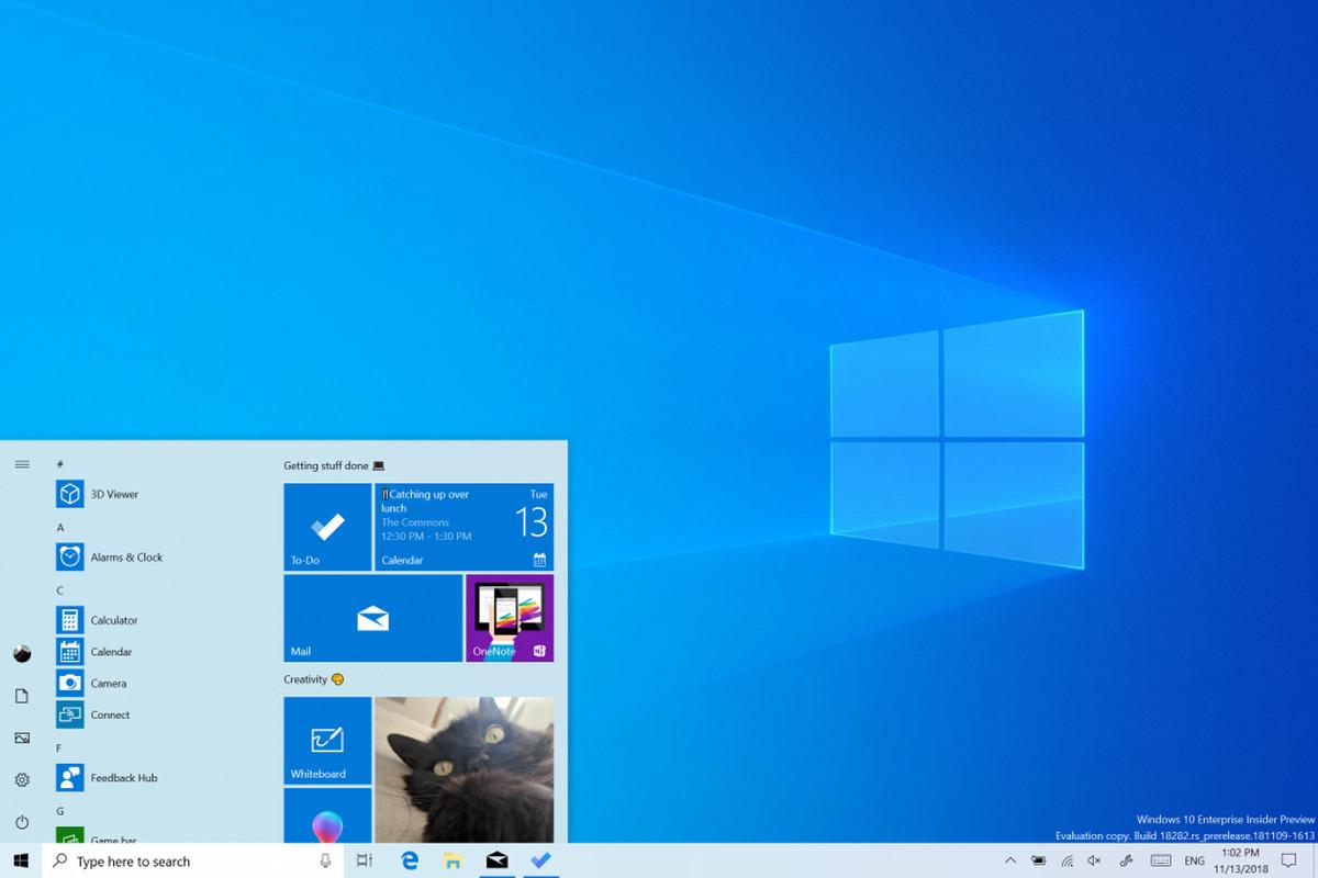 В Windows 10 появится светлая тема