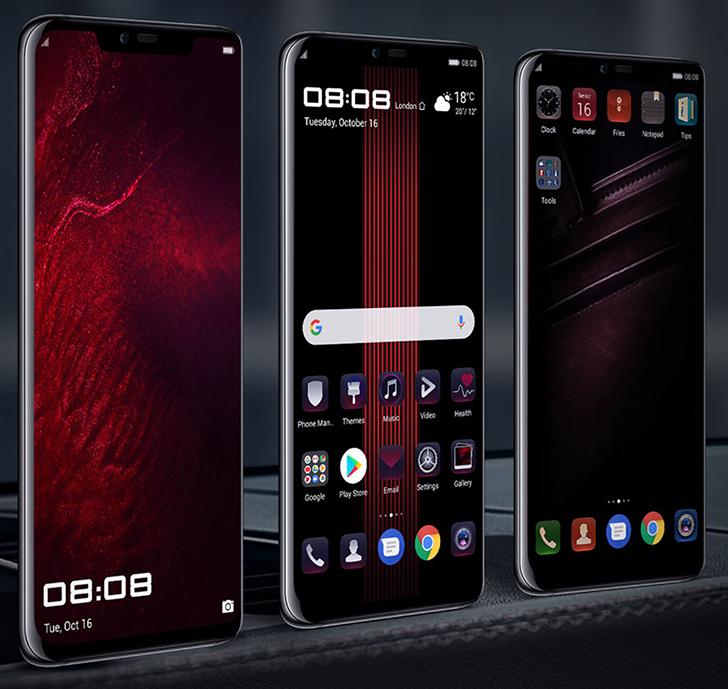 Huawei Mate 20 RS: премиум-дизайн с флагманскими характеристиками1