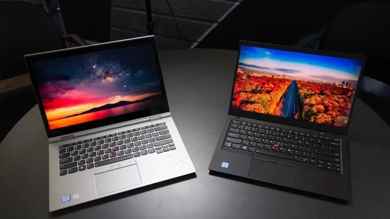 Новые ноутбуки Lenovo X1 Carbon и X1 Yoga с Amazon Alexa и Dolby Vision HDR