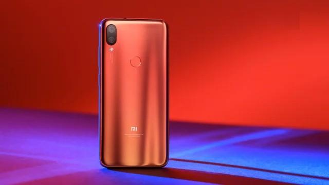 Xiaomi Mi Play: характеристики и цена в Китае