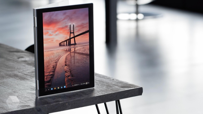 Google работает над поддержкой Windows 10 в Pixelbook