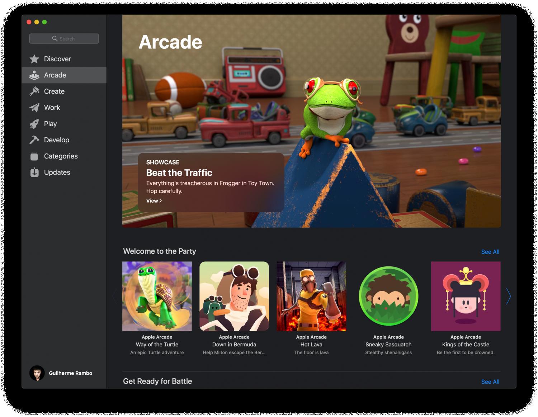 Apple запустила программу раннего доступа для Apple Arcade2