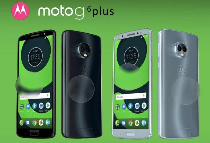 Moto G6: новые рендеры, характеристики и цены2