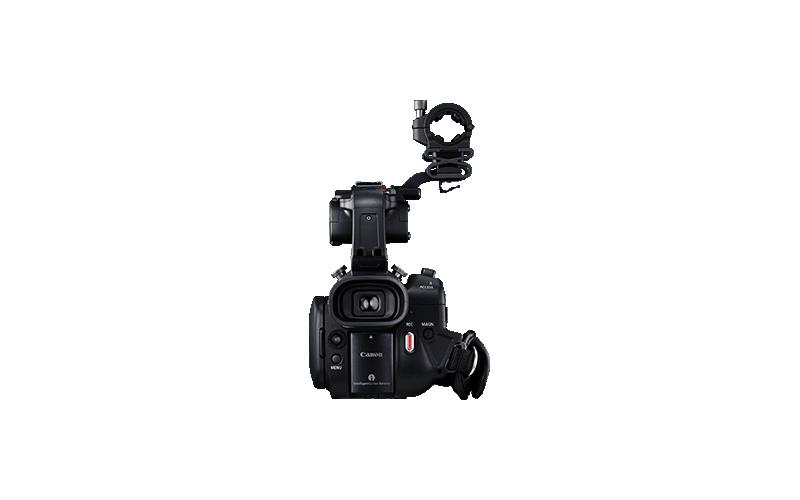 Canon представила три профессиональных видеокамеры серии XA2