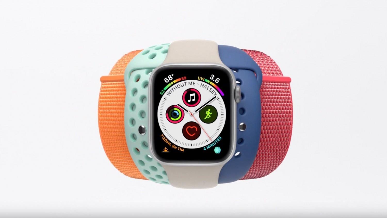 Новый ролик продвигает кастомизируемость Apple Watch