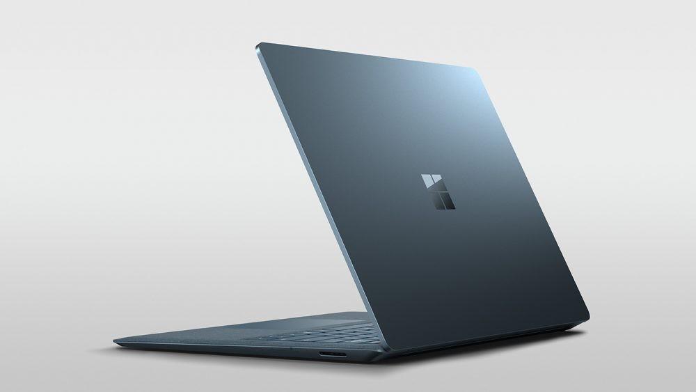 Microsoft Surface Laptop 2: то же самое, но с чёрным корпусом1