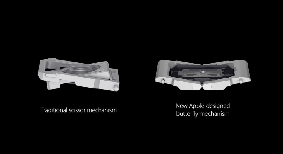 На Apple подали коллективный иск из-за ненадёжности клавиатуры в MacBook1