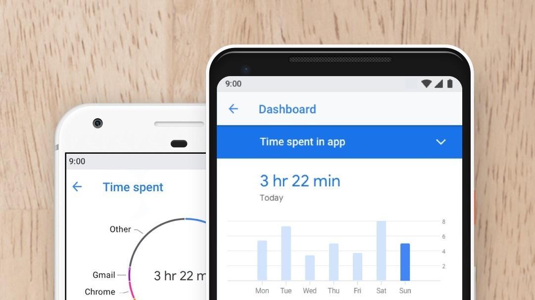 Приложение Digital Wellbeing доступно для смартфонов Android One