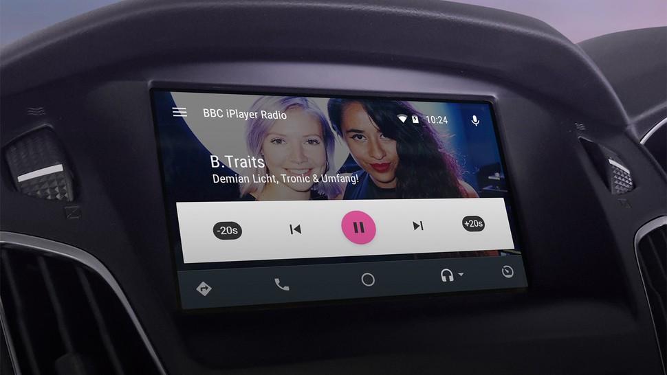 Google запустила Android Auto Wireless