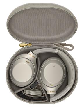 Беспроводные наушники с шумоподавлением Sony WH-1000XM3 приехали в Россию8