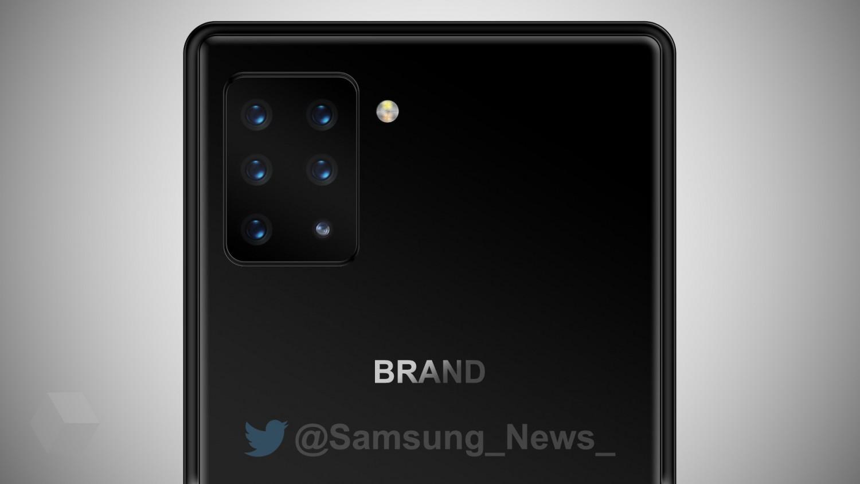 Sony разрабатывает смартфон с шестью основными камерами