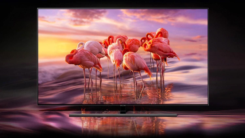 Samsung представила новые QLED-телевизоры с искусственным интеллектом для России