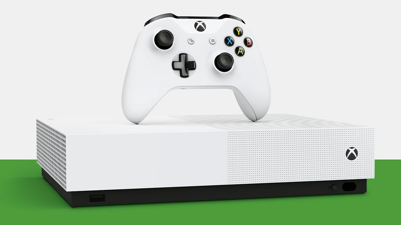 Xbox One S без оптического привода представлена официально