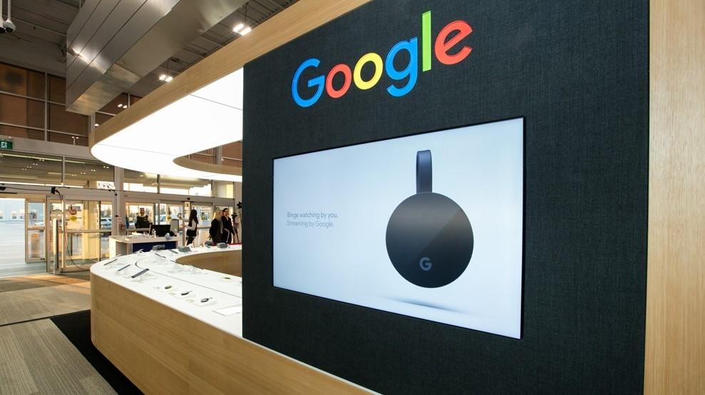 Google откроет первый розничный магазин в Чикаго