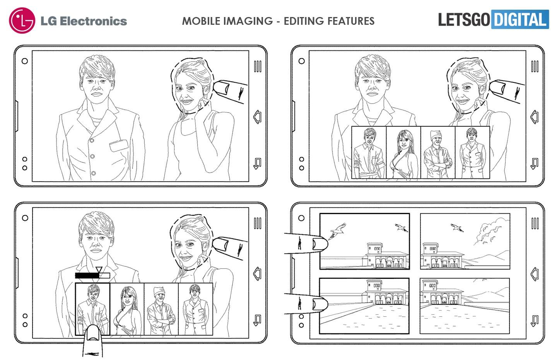 LG запатентовала смартфон с камерой из 16 объективов4