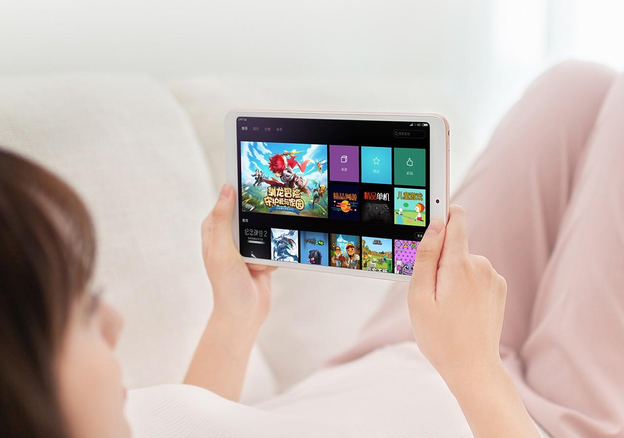 Xiaomi представила Mi Pad 4 — планшет за 11 тысяч рублей4