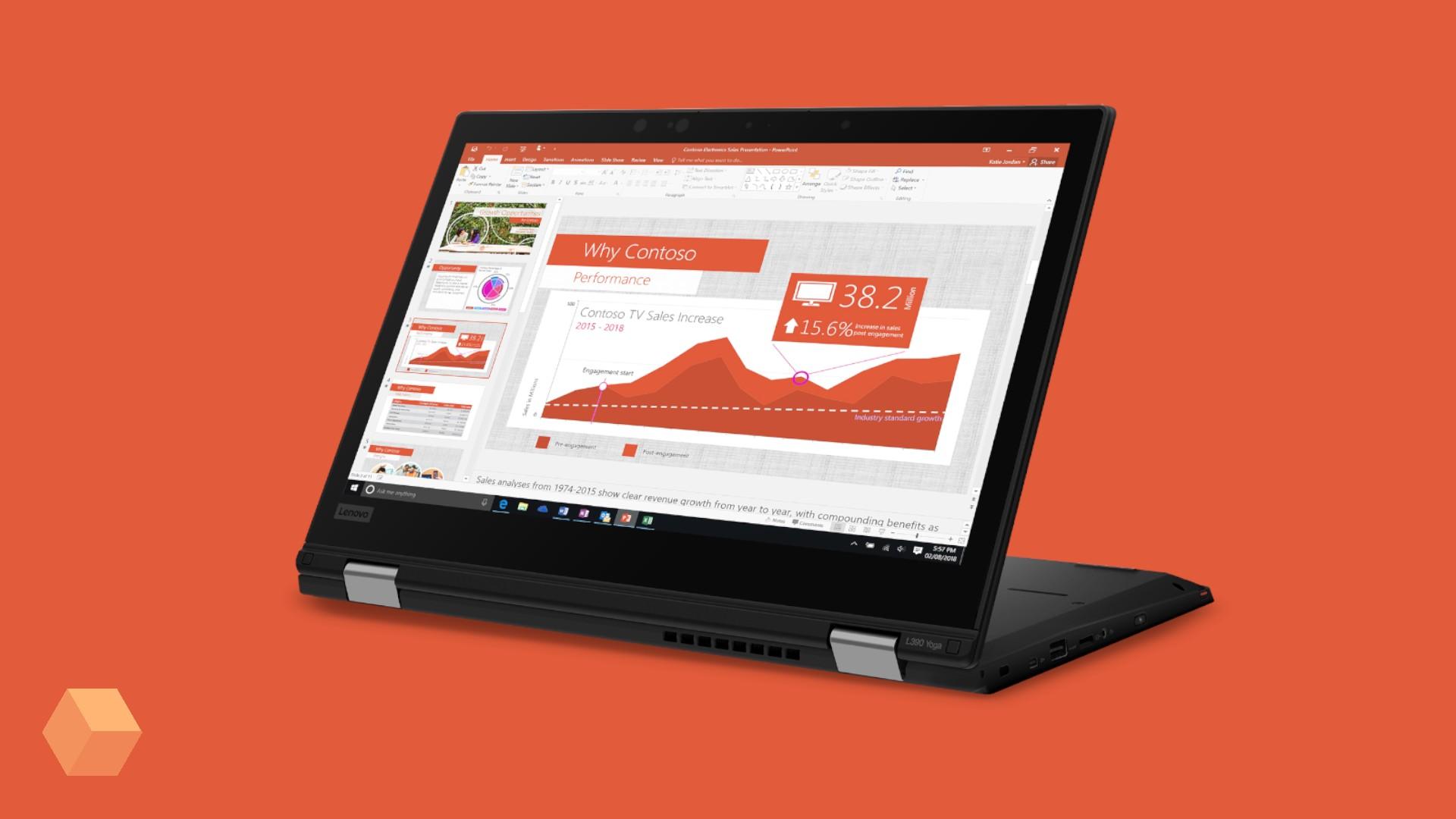 Lenovo представила бизнес-ноутбуки ThinkPad L390 и L390 Yoga