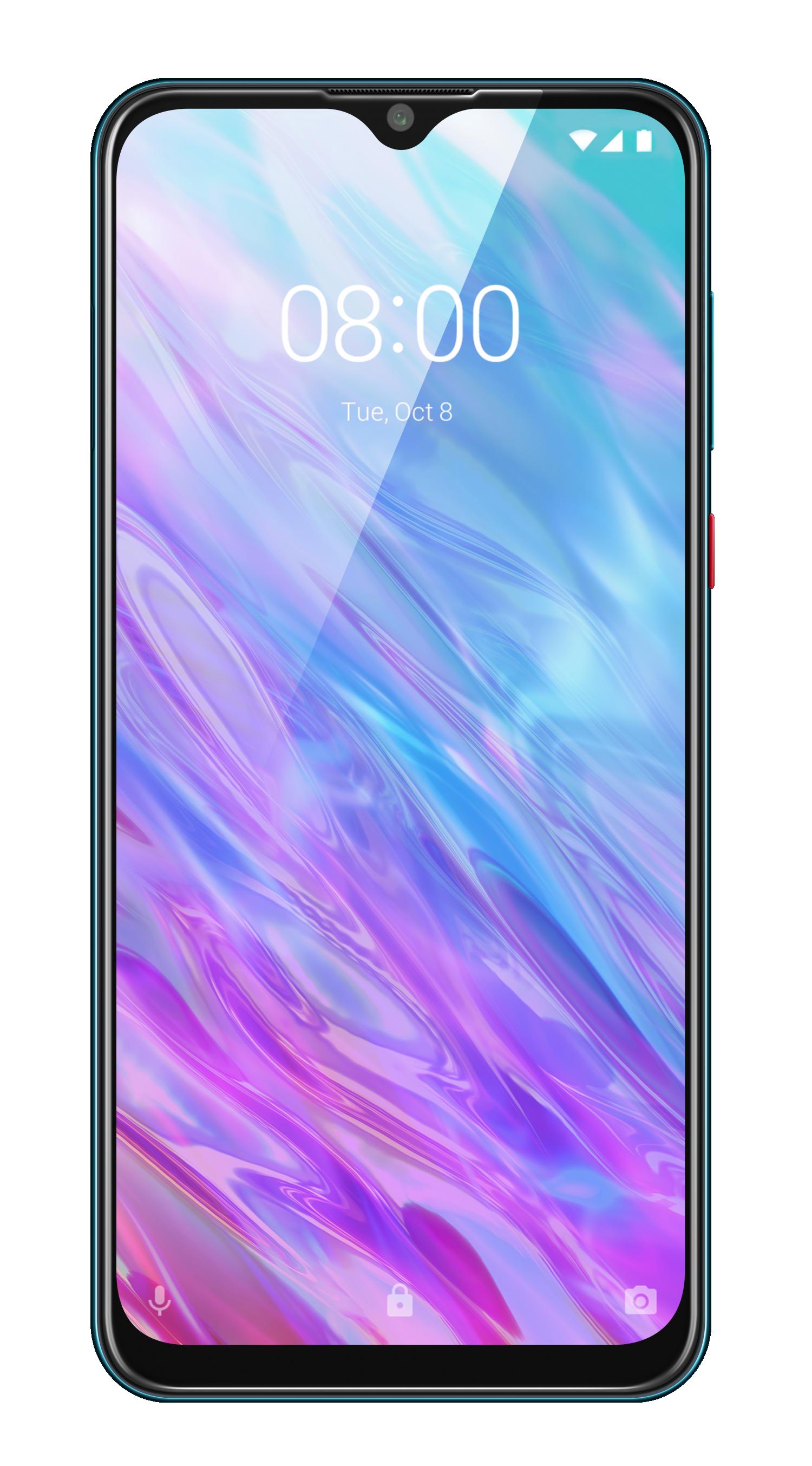 В России начались продажи ZTE Blade 20 Smart с NFC и ёмким аккумулятором2