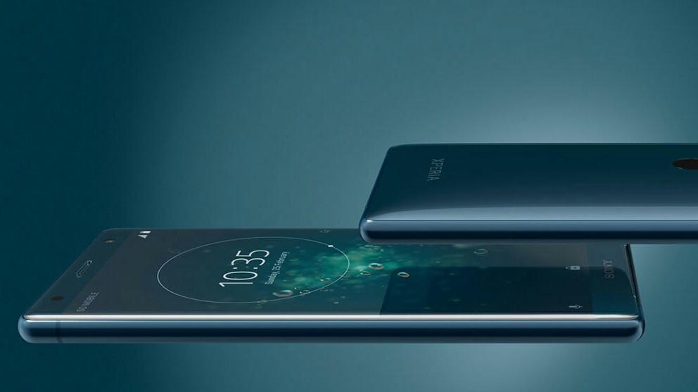 Sony открыла предзаказ на Xperia XZ2 и XZ2 Compact