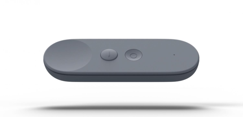 VR-гарнитура Daydream получит поддержку нескольких контроллеров1