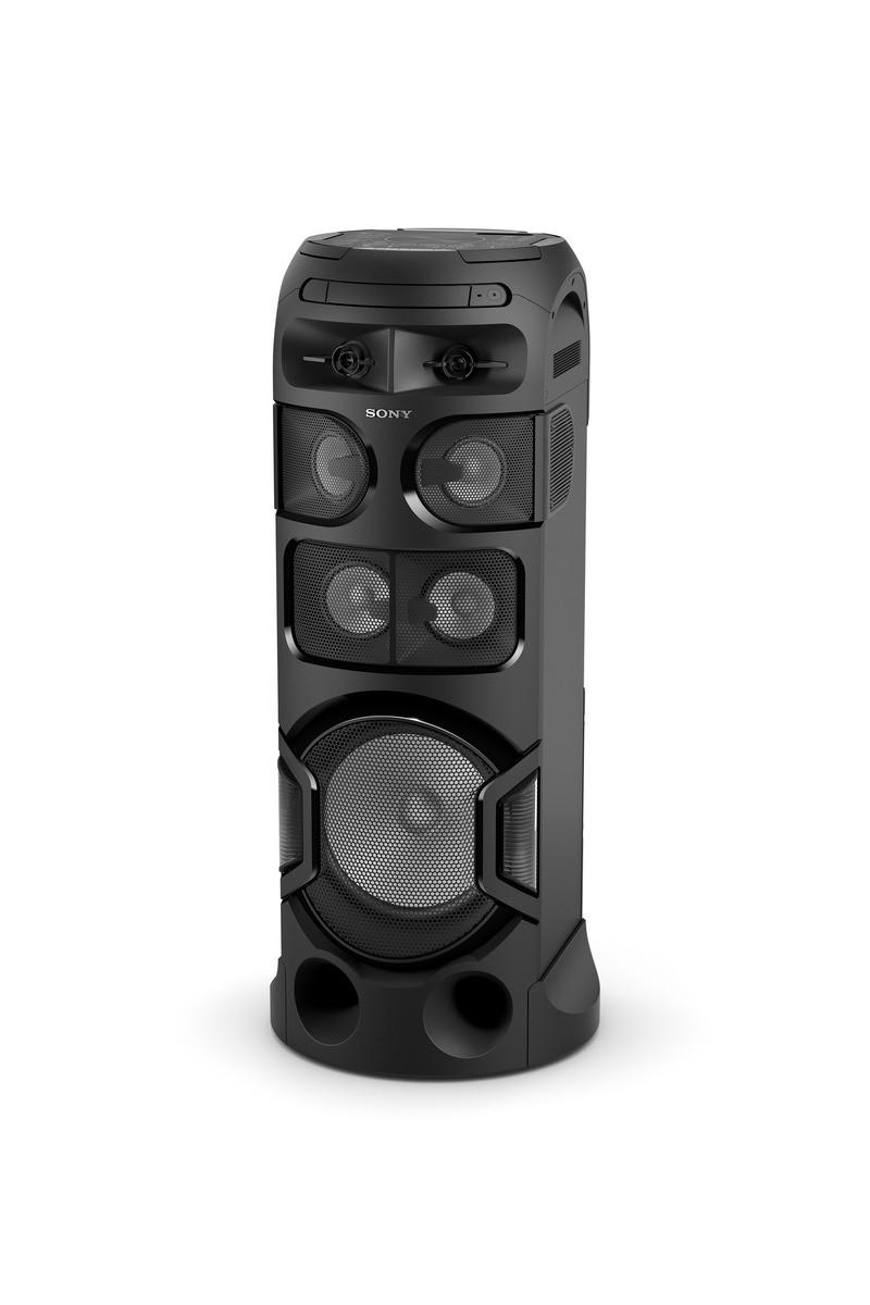 Sony начала продажи линейки аудиосистем для вечеринок в России4