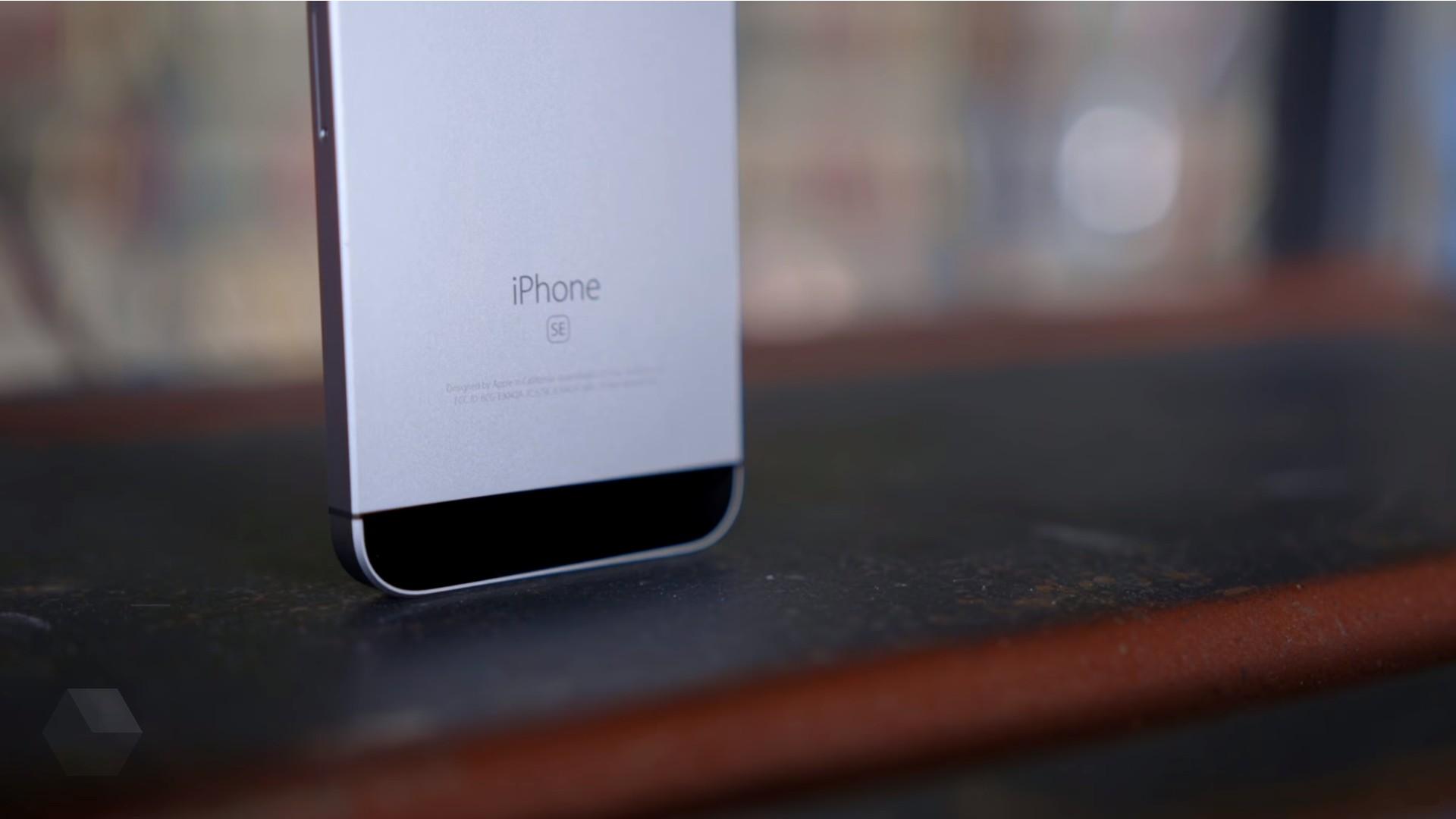 Apple готовит новый iPhone SE?