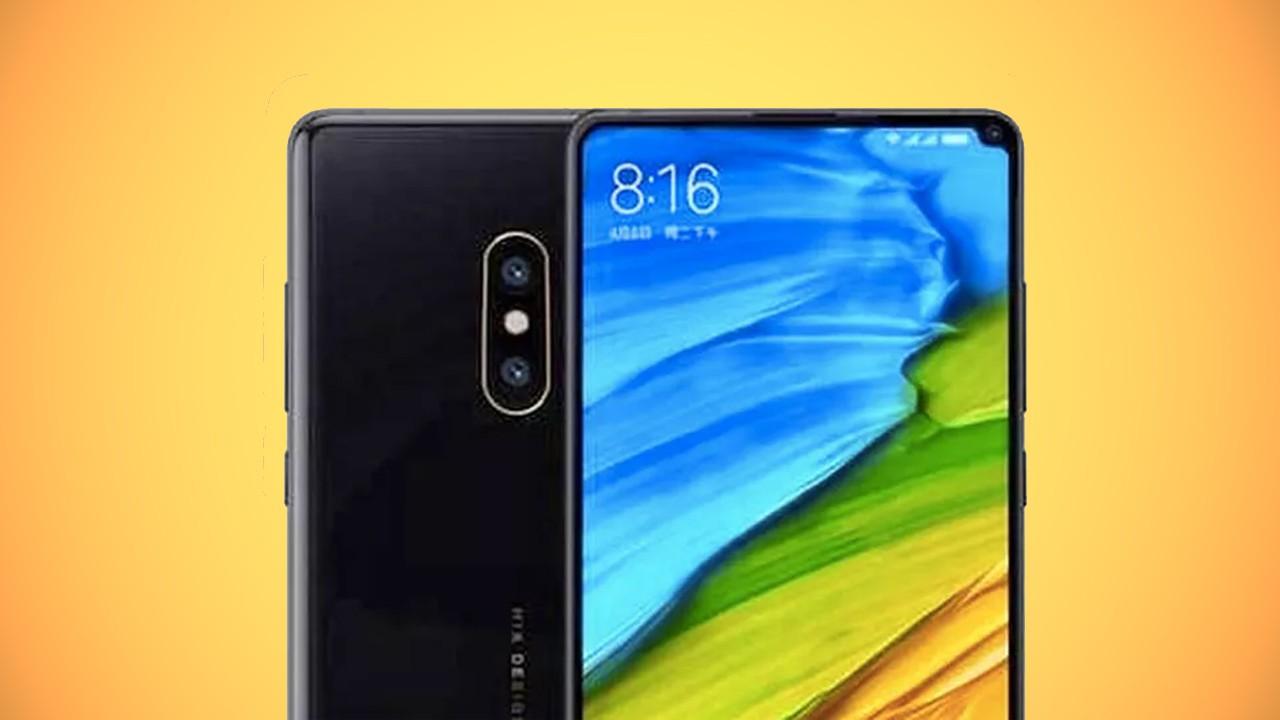 Mi MIX 2s станет первым смартфоном Xiaomi с беспроводной зарядкой