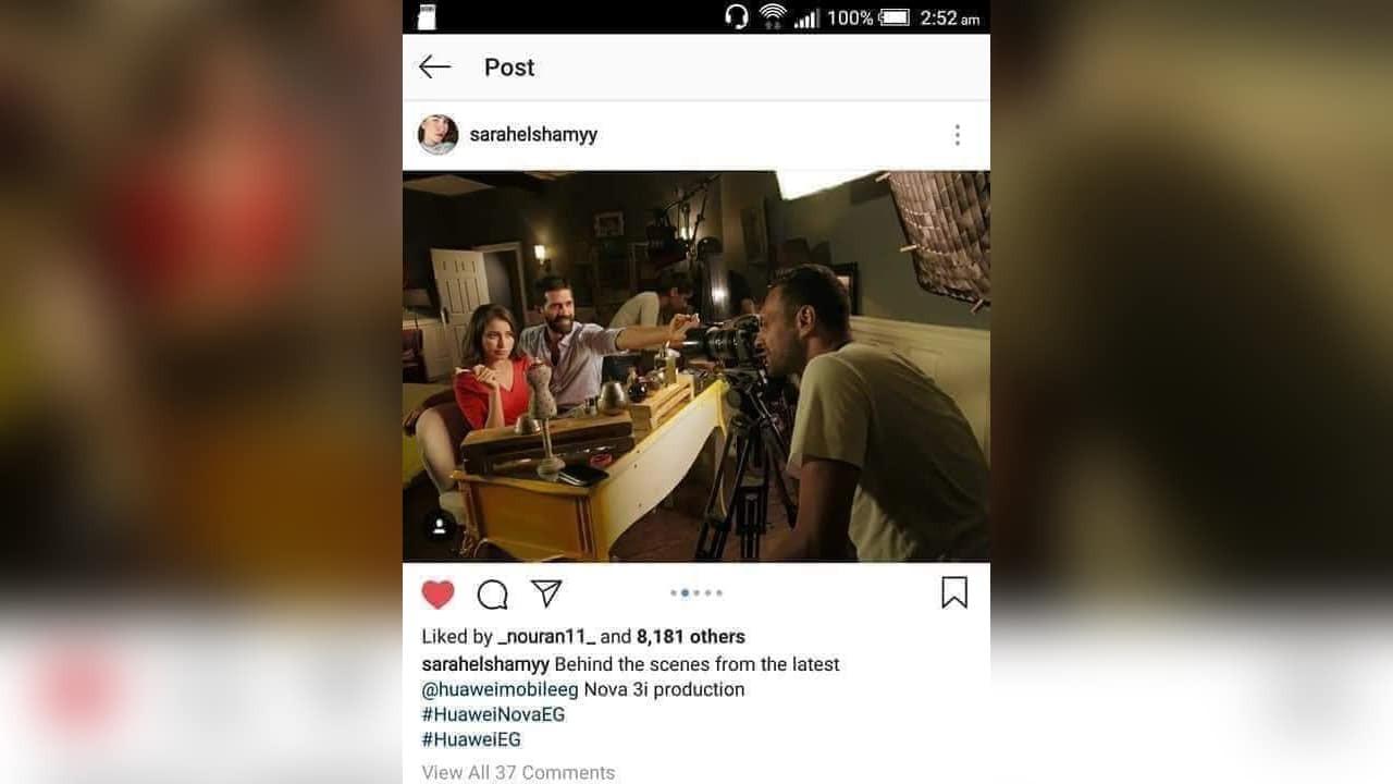 Huawei выдала снятые профессиональной камерой фото за снимки с Nova 3i1