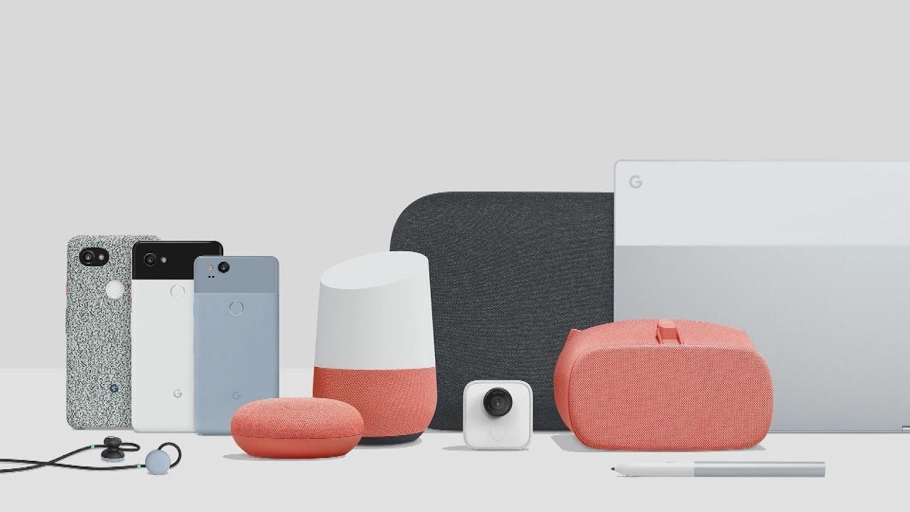 Ещё одна презентация Google Pixel пройдёт в Лондоне