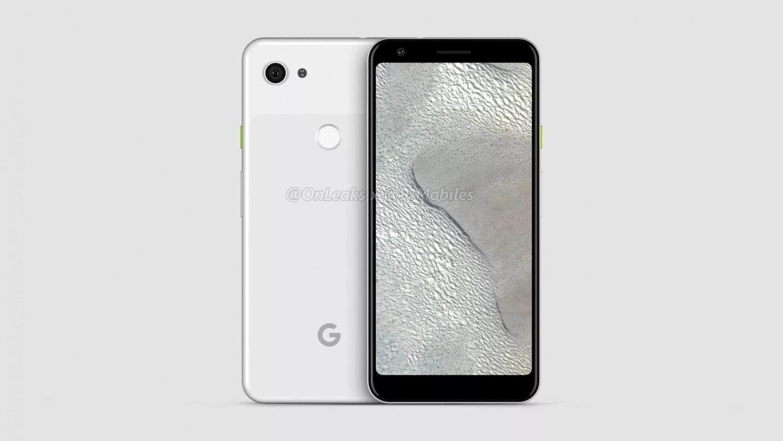 Среднебюджетные Google Pixel могут называться Pixel 3a и 3a XL